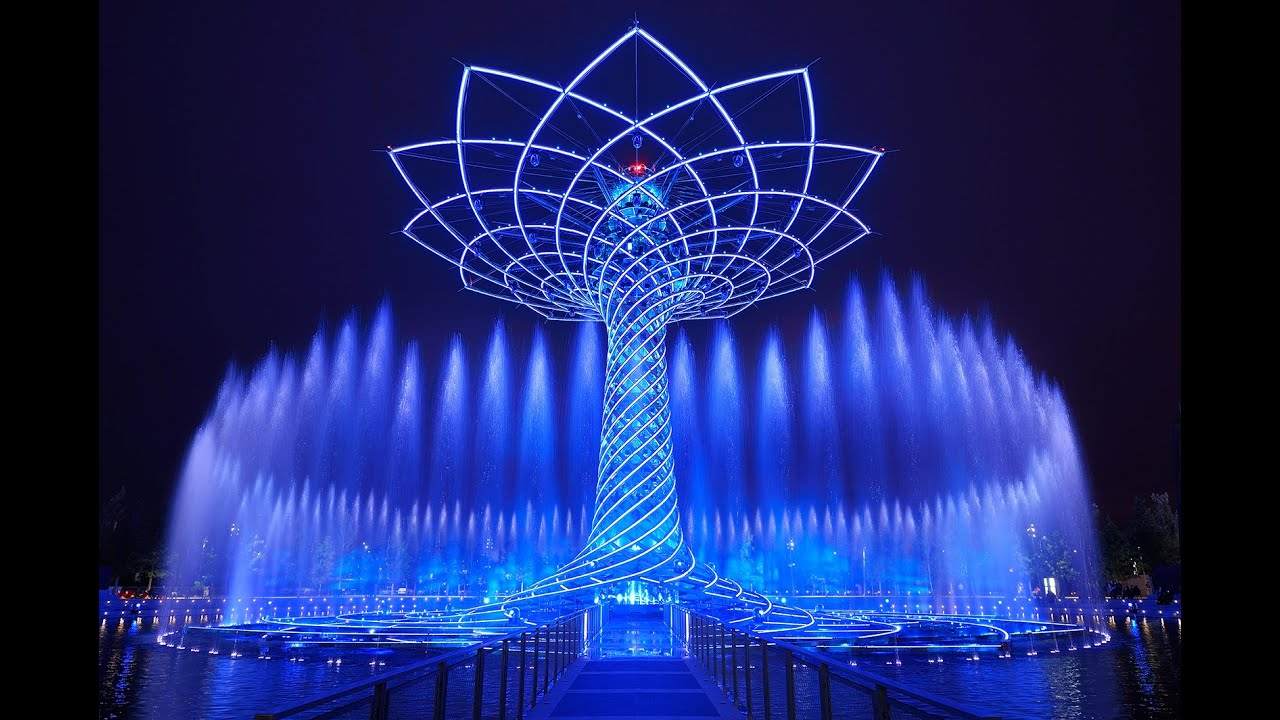Tree of Life Milan Expo