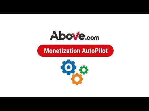 Above.com Autopilot Account Setup 4 Steps