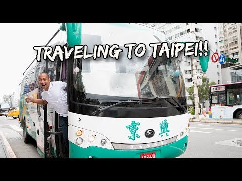 TRAVELING TO TAIPEI, TAIWAN! (#FunTaipei) | Vlog #171