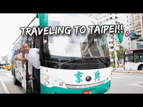 TRAVELING TO TAIPEI, TAIWAN! (#FunTaipei)   Vlog #171