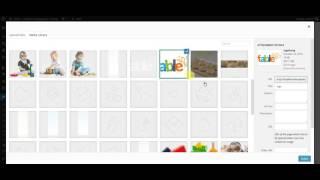 Fable - Children Kindergarten WordPress Theme: Setup Logo in Menu