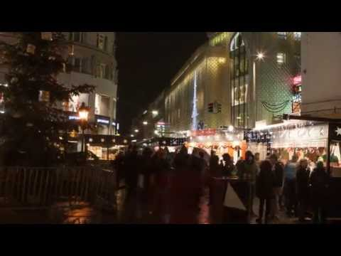 Adventmarkt Mariahilfer Straße