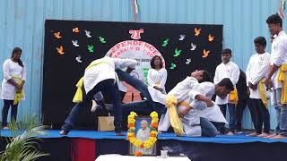 Nukkad Natak- Say No to Corruption - Top CBSE School in Hyderabad 2017