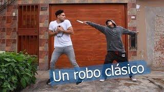 Un robo clásico | Ezra feat iOA y Diego