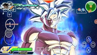 NEW Dragon Ball Xenoverse 2 PPSSPP DBZ TTT MOD ISO V6 With Permanent Menu DOWNLOAD