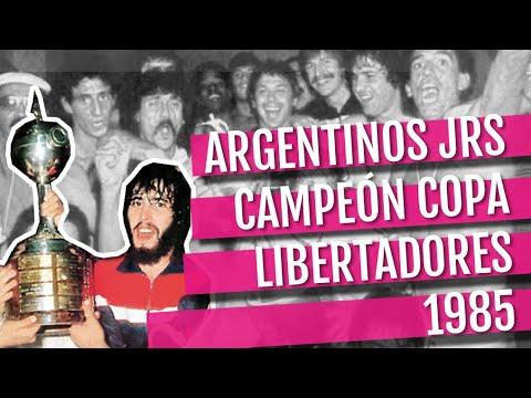 Argentinos Campeón Libertadores 1985: Los Globetrotters de la Paternal sorprenden al continente