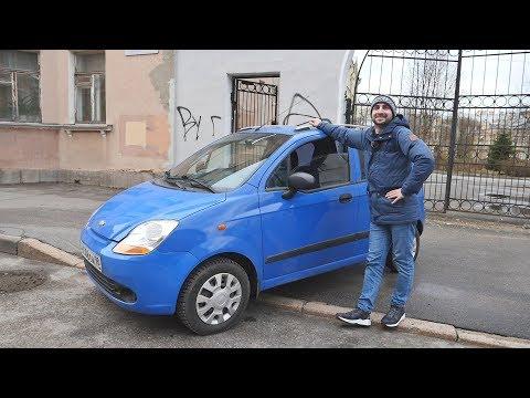 Matiz на максималках, или почему он в два раза дороже? Chevrolet Spark