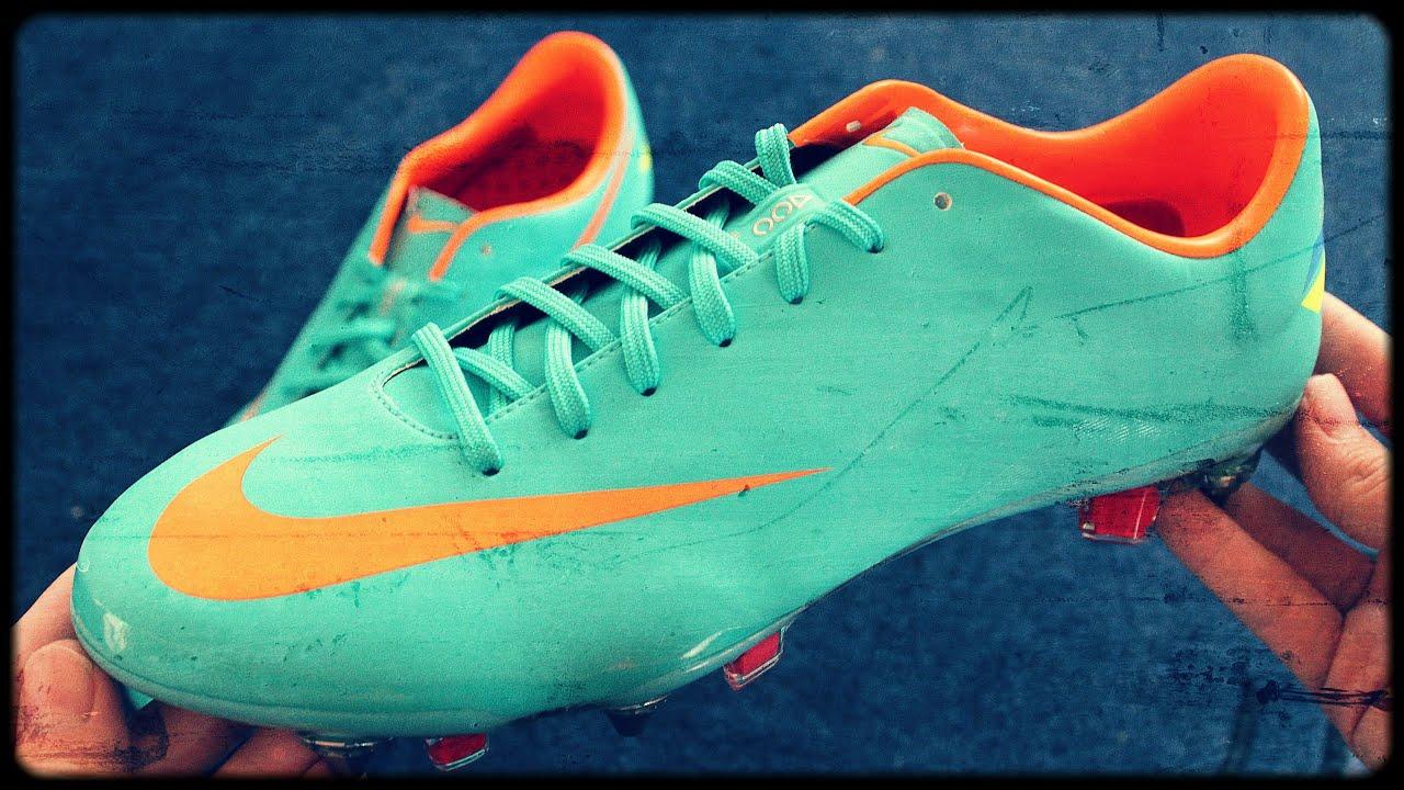 62d33670c6c8 Nike Mercurial Vapor VIII FG Blue Orange