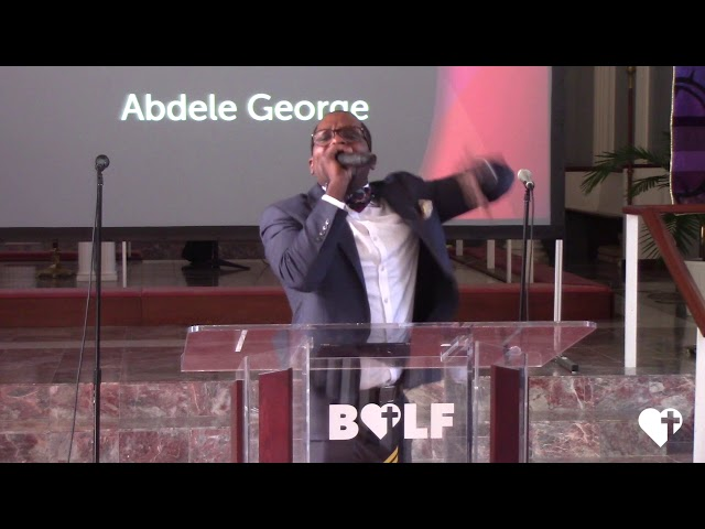 A Life of Fulfillment-Abdele George