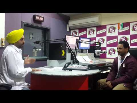Bhagwant Maan interview With Rj Jassi