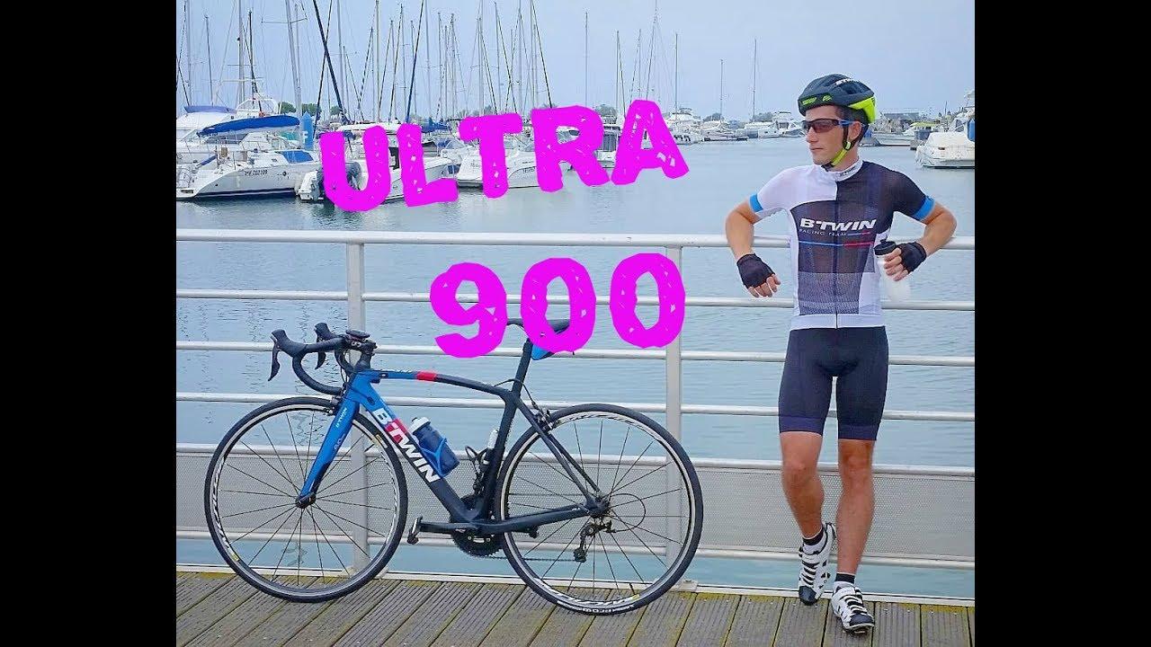 943b4743397 B'TWIN ULTRA 900 CF/TEST. Cycles Passion