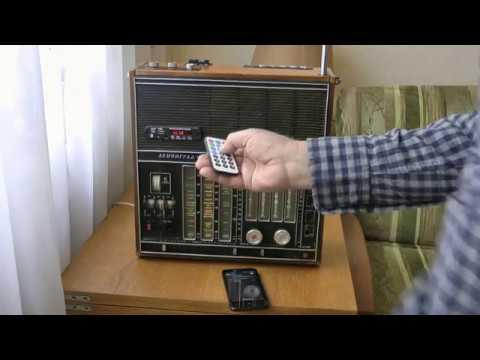 Ленинград 006 с MP3 плеером и FM диапазоном