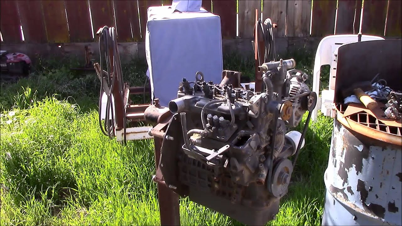 Kubota Rtv 900 Engine Tear Down