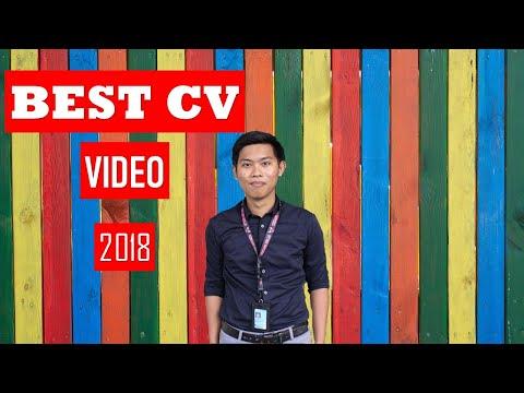 Cv Video Resume