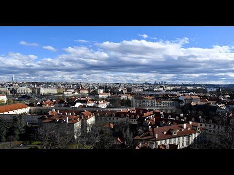 Prague, Czech Republic 4K UHD
