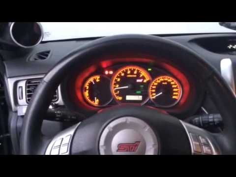 Subaru Impreza STi hatch (2009) with EJ207 JDM engine (swap