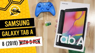Samsung Galaxy Tab A 8.0 (2019) Review - Hands On First Impressions