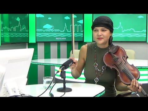 """Гость на Радио 2. Юлия Николаева, худрук оркестра камерной музыки """"Глория""""."""