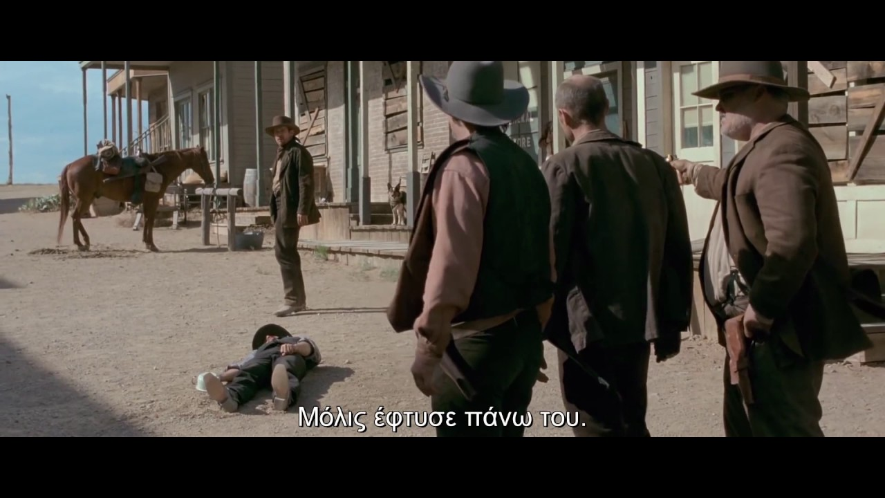Η Κοιλάδα της Βίας (In A Valley of Violence) - Trailer (Gr Subs)
