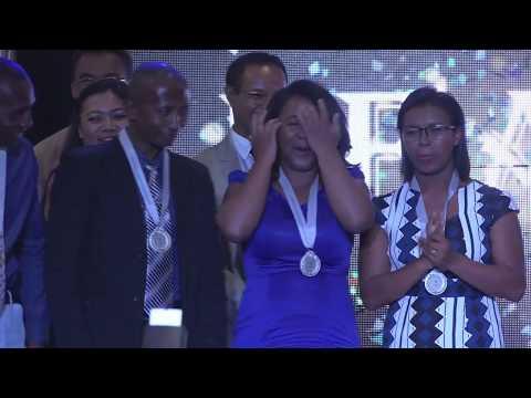 2017, Discours de l'Ambassadeur Yamate - Samy Gasy Peace Award