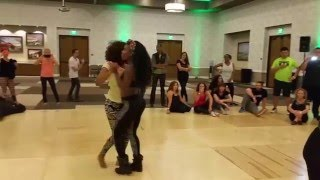Los Angeles-Ladies Take The Lead-Kizomba Dance event