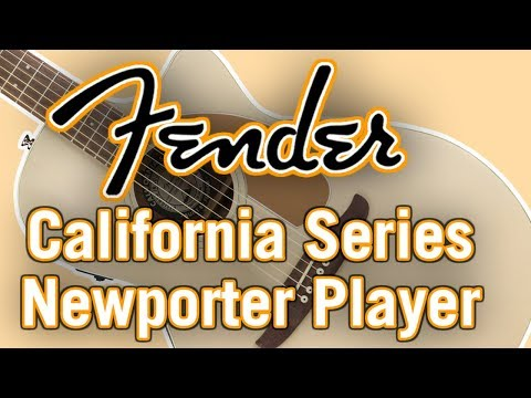Fender California Series Newporter Player Review & Demo