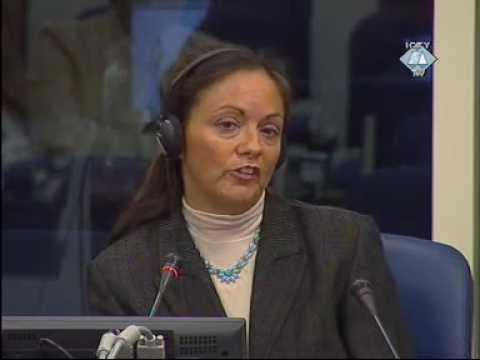 General Praljak: Svjedočenje Jacqueline Carter o događajima u Uskoplju 1992. i 1993.