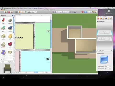 Hqdefault Live Interior 3d Creating A Floor Plan Youtube On Live Interior 3d Vs Punch Home