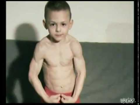 strongest kid in the world youtube
