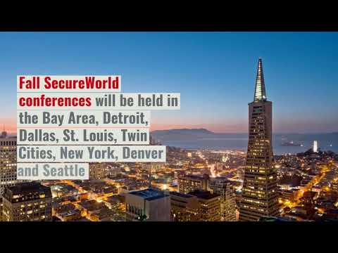 2019 Cybersecurity Conferences (SecureWorld)