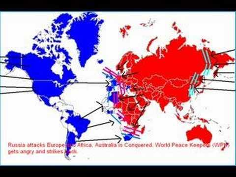 World War 3 simulation YouTube