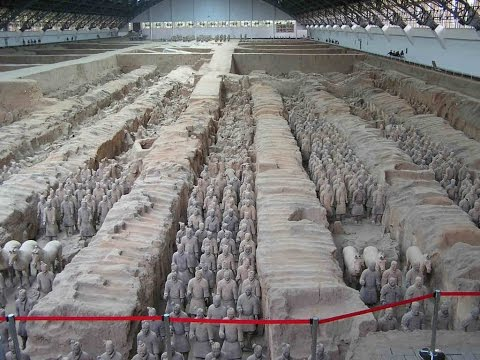 Terracotta Army national geographic in China  Visit Terracotta Army Documentary videos