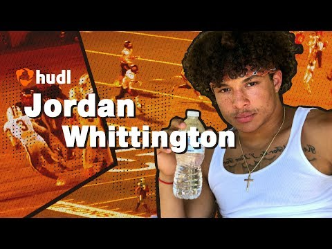 Jordan Whittington | Cuero HS, Texas | Class of 2019