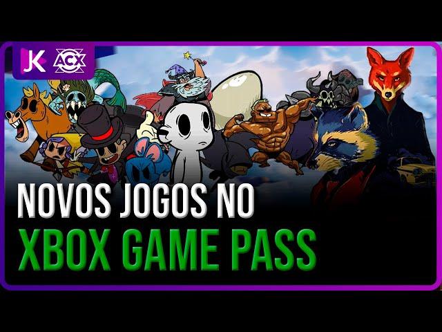 XBOX GAME PASS TEM MAIS JOGOS CONFIRMADOS - ID XBOX #1