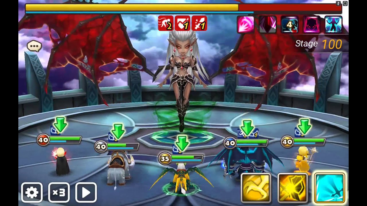 Summoners War Quot Marble The Light Mammoth Quot Youtube