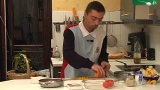 Tarte Fine Provençale