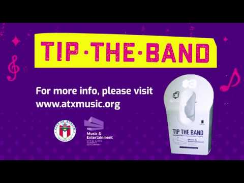 Support Local Austin Musicians With 'Tip The Band'!