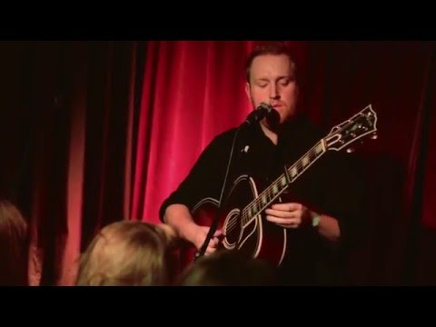 Gavin James - Nervous  at The Ruby Sessions