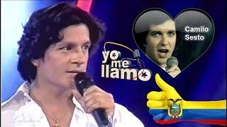 YMLL Camilo Sesto - Ganador temporada 5 de  Ecuador