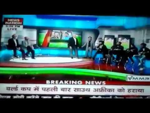 Gaurav kumar live wid (cricket expert)MR MOHINDER AMARNATH