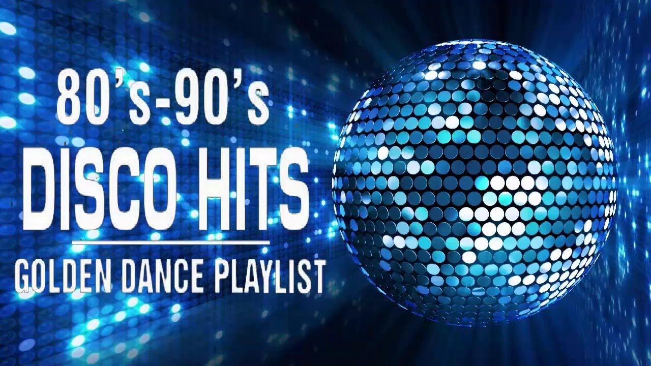 Обложка видеозаписи Eurodisco 80`s Golden Hits II Nonstop 80s Greatest Disco Hits II Best Oldies Disco Songs Of 1980s