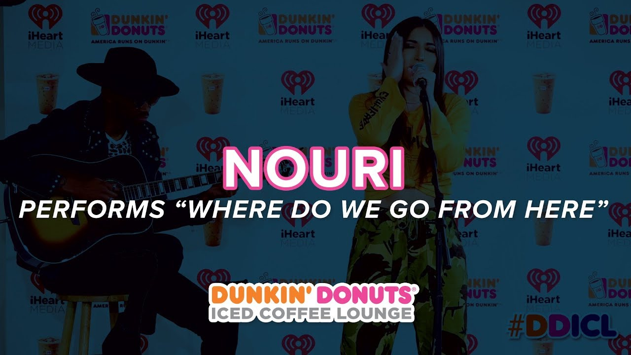 NOURI Performs 'Where Do We Go From Here'