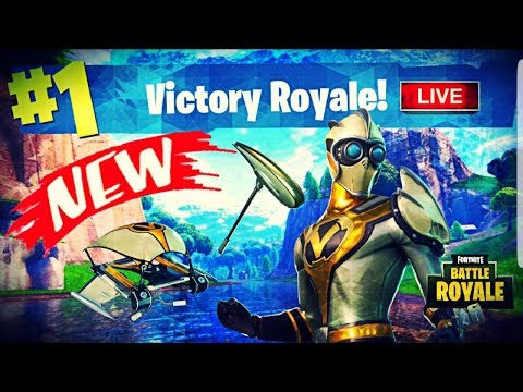 New Venturion Skin New Solo ShowDown Game Mode Fortnite Battle Royale Road To 2.7K Subs