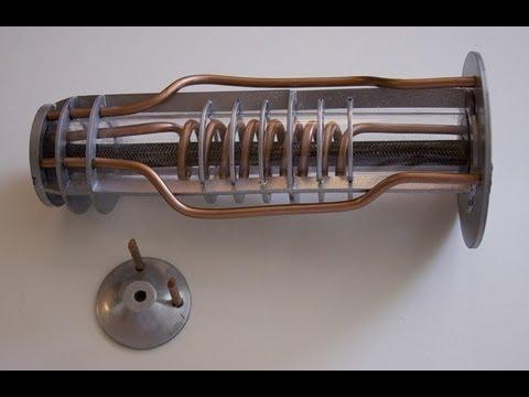Плазменная пушка. Plasma gun