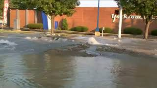 Water main break causes 'significant' damage to Pearl Road in Parma Heights