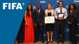 FIFA Diversity Award 2017 - Soccer Without Borders