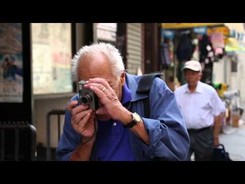 Victor Friedman: High society hairdresser's secret life as street photographer
