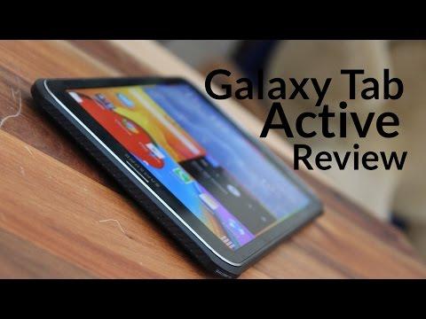 Samsung Galaxy Tab Active Review