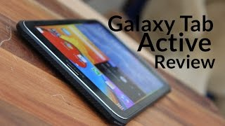 Samsung Galaxy Tab Active Review