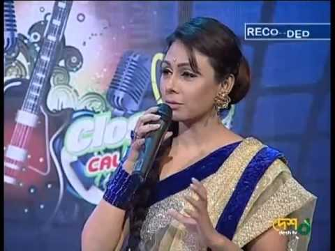 Bangla Musical | Samina Choudhury - Studio Concert | www.leela.tv
